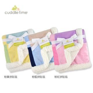 【美國cuddletime】多用途寶寶攜帶毯(拼貼毯)