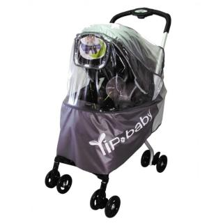 【YIP Baby】歐式防風遮雨罩(輕型推車.秒縮車專用)