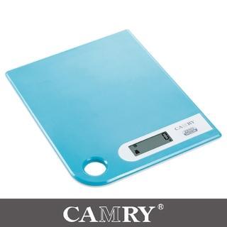 【CAMRY】數位廚房料理秤/電子秤/烘焙秤(藍色)
