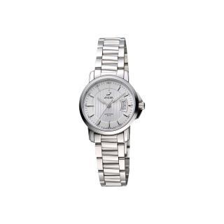 【ENICAR】英納格 經典時尚系列石英女錶-銀/26mm(956-30-281aA)