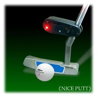 【NICE PUTT】推桿雷射瞄準器(紅點戶外使用專用款)
