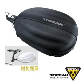 【TOPEAK】DynaPack DX 快拆式蛋蛋包(黑)