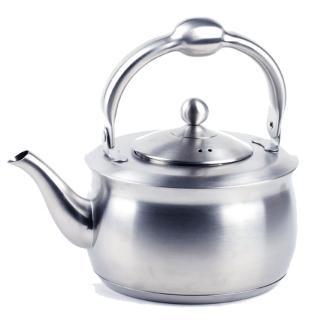 【仙德曼】304不銹鋼茶壺-1.2L