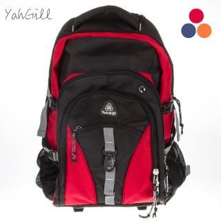 【YAHGILL BRAND】50L 大容量多層後背包/登山包(三色可選)
