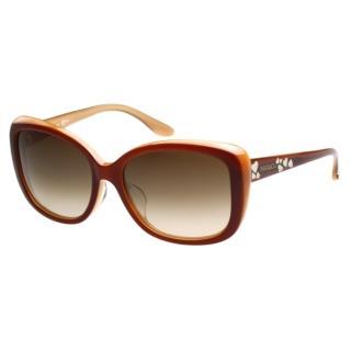 【MAX&CO.】-時尚太陽眼鏡(咖啡紅)