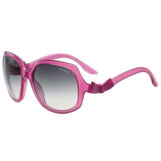 【MAX&CO.】-時尚太陽眼鏡(亮粉色)