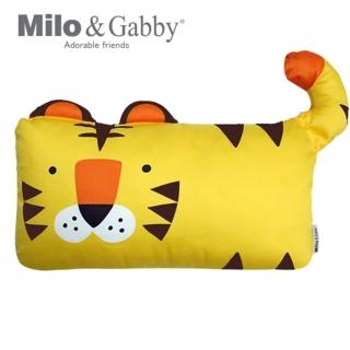 【美國Milo & Gabby】動物好朋友-mini枕頭套(TOM小虎)