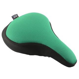 【Dr. Air】登山車用氣墊座墊套-馬卡龍色系(悠閒綠)
