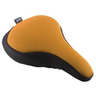 【Dr. Air】登山車用氣墊座墊套-馬卡龍色系(香檳色)