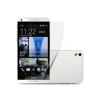 HTC Desire 816 高清透明螢幕保護貼