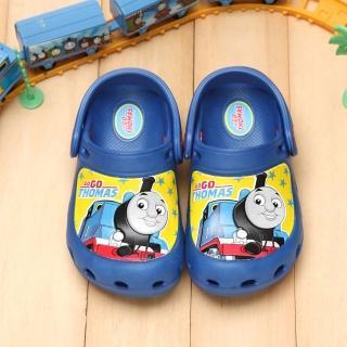 【童鞋城堡】湯瑪士小火車超輕布希花園鞋(TH1597)