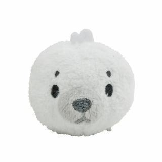 【UNIQUE】動物樂園公仔螢幕擦護腕墊(小海豹)