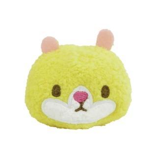 【UNIQUE】動物樂園公仔螢幕擦護腕墊(小倉鼠)