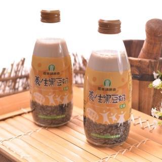 【羅東農會】羅董養生黑豆奶 24瓶(245ml/瓶)