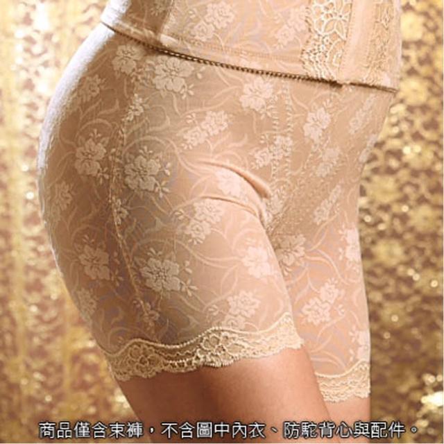 【曼黛瑪璉】P2222魔幻美型 中管束褲(暖膚)