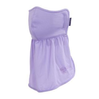 【Vital Silver 銀盾】VITAL COOLDRY 抗UV防曬口罩透氣護頸(丁香紫)