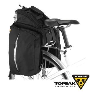 【TOPEAK】MTS TrunkBag DXP 登山車後貨袋 大馬鞍袋 綁帶式