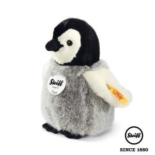 【STEIFF德國金耳釦泰迪熊】Flaps Penguin 企鵝(動物王國)