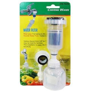 家庭用抗菌濾水頭-3組入(活性炭)