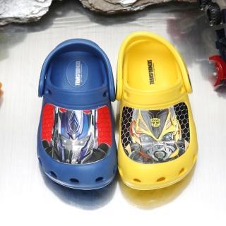 【童鞋城堡】變形金剛電影版超輕布希花園鞋(TF10030)