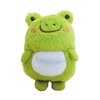 【UNIQUE】動物樂園沙包小公仔(小蛙君)