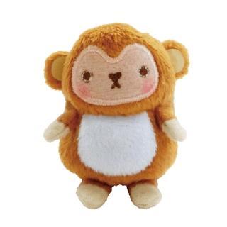 【UNIQUE】動物樂園沙包小公仔(小猴子)