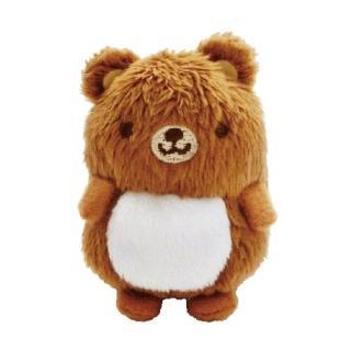【UNIQUE】動物樂園沙包小公仔(小棕熊)
