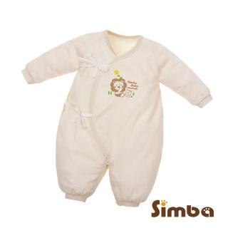 【小獅王辛巴】有機棉七分袖兔裝(60cm)