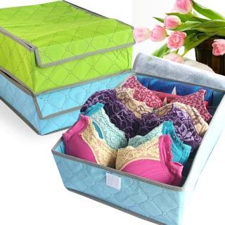 竹炭內衣收納盒(7格)