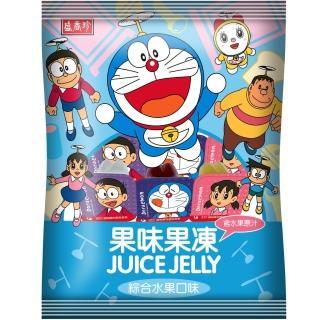 【盛香珍】哆啦A夢果味果凍-綜合口味1000g(包)