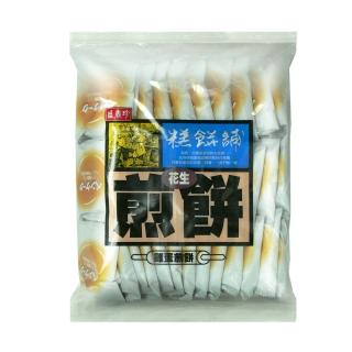 【盛香珍】花生煎餅600g(包)