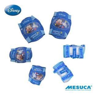 【酷博士】DISNEY迪士尼。亮彩運動護具組(附贈收納網袋)