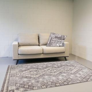 【Ambience】比利時 Kilim 絲毯(雙菱140x200cm)