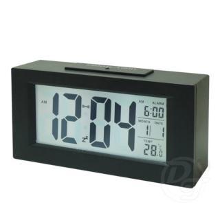 【LCD】液晶萬年曆貪睡電子鐘(813-隨機出貨)