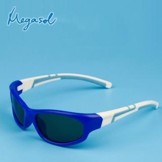 【MEGASOL】兒童 偏光太陽眼鏡1306(6色)