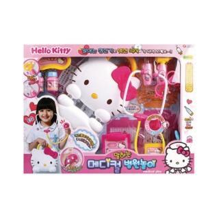 【Hello Kitty-家家酒系列】KT造型手提盒醫護組(KT19416)