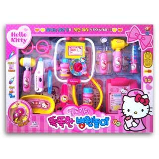 【Hello Kitty-家家酒系列】KT聰明音效醫護組(KT19413)