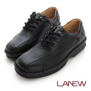【La new】三密度PU氣墊休閒鞋(男208012430)