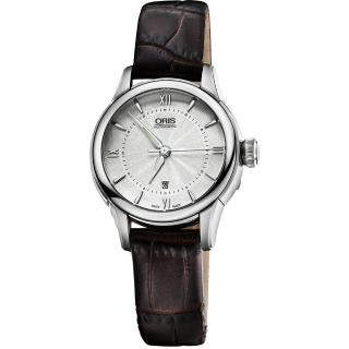 【ORIS】Artelier 藝術家機械腕錶(0156176874071-0751470FC)