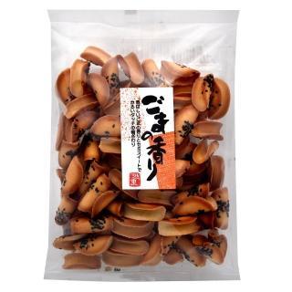 【池重食品】芝麻煎餅(145g)
