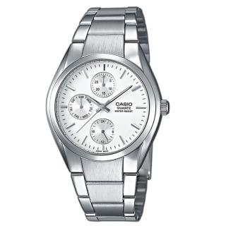 【CASIO卡西歐】三眼簡潔指針石英男錶(MTP-1191A-7A)
