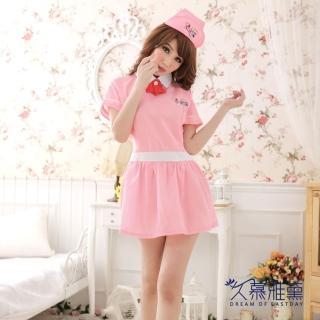 【久慕雅黛】情趣內衣護士制服誘惑角色扮演 女式性感睡衣睡裙套裝