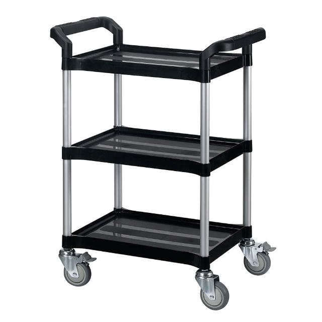【SONA MORE】小型三層餐廚整備工作推車