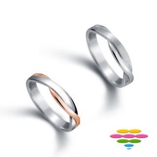 【彩糖鑽工坊】愛在蔓延系列 K金戒指(單色款CL-RF25)
