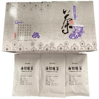 【留茗傳】冷泡油切綠茶充氮包(含贈品共30包*4盒)(茶包系列四季茶情系列)