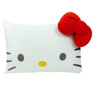 【享夢城堡】HELLO KITTY(臉型小枕)