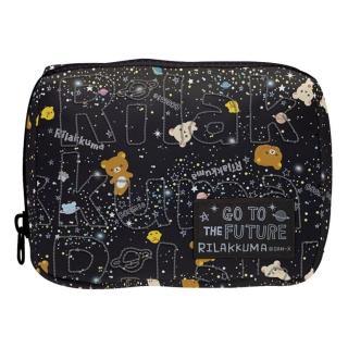 【San-X】拉拉熊宇宙太空人系列化妝包