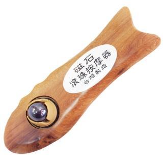 無痕刮痧板-魚板眼/磁石-6入組