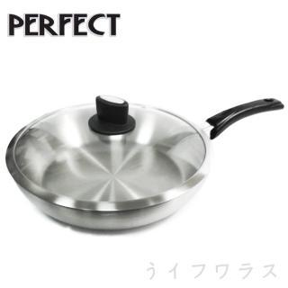【妙管家】玫瑰鍋-單把-28cm