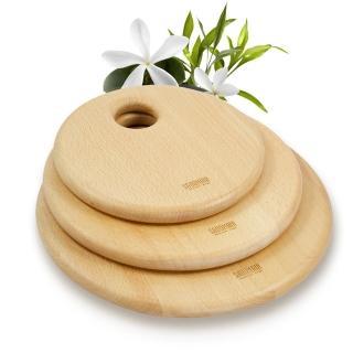 【SADOMAIN】山毛櫸圓洞熱墊-3入組(小)